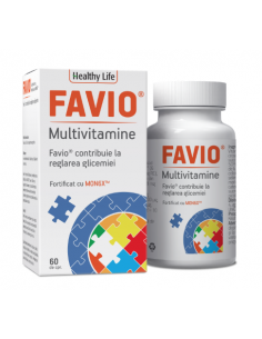 Favio Multivitamine x 60 de tablete