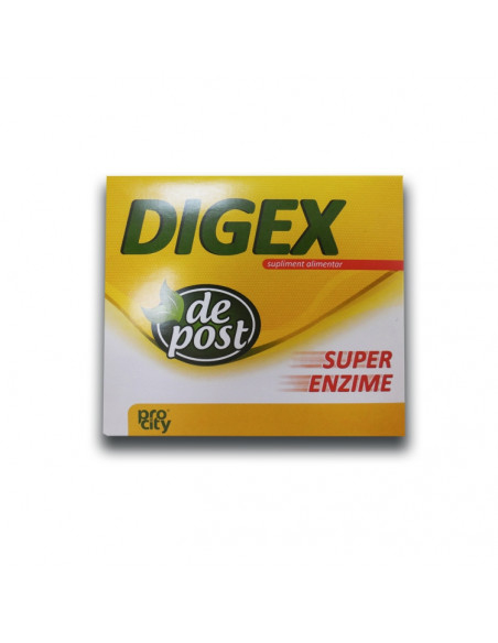 Digex de Post x 10 capsule