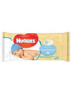Huggies Pure Servetele umede x 56 buc