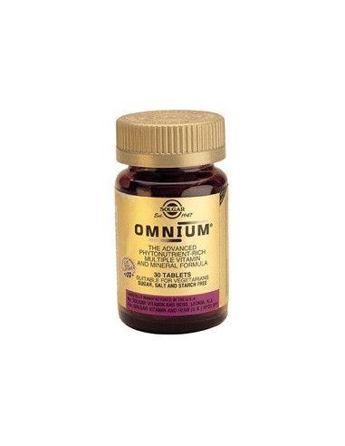 Solgar Omnium x 30 de tablete