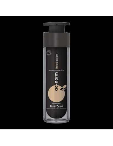 Frezyderm Ac-norm crema cu pigment cameleonic pentru tenul acneic x 50 ml