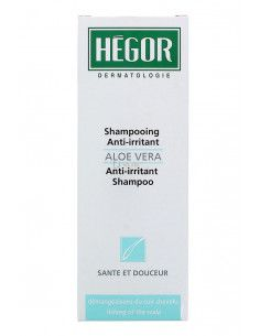 Hegor Sampon anti iritant cu Aloe Vera x 150 ml
