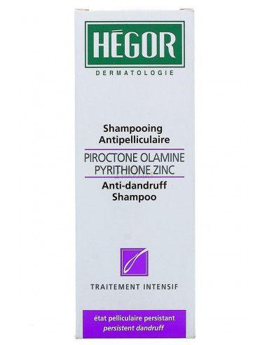 Hegor Sampon antipelicular cu pirocton olamina si zinc pirition 150 ml