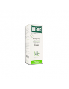 Hegor Sampon echilibrant cu rozmarin – par normal, 300 ml