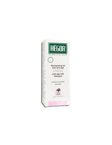 Hegor Sampon lapte anti-imbatranire cu Ginseng, 200 ml