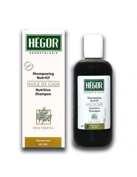 Hegor Sampon Nutritiv cu ulei de Cade ( Ienupar), 300 ml