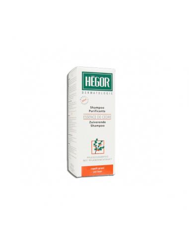 Hegor Sampon purifiant – par gras – cu esenta de cedru, 300ml
