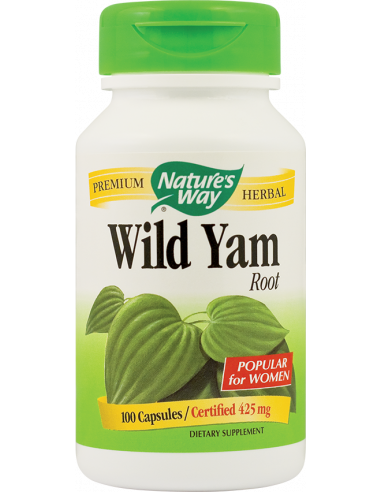 Secom Wild Yam 425mg x 100 cps