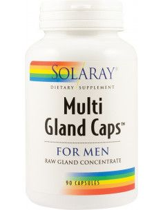 Secom Multi Gland Caps For Men x 90 cps