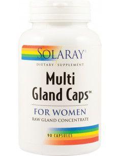 Secom Multi Gland Caps For Women x 90 cps