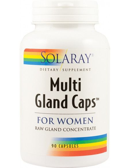 Secom Multi Gland Caps For Women x 90 cps