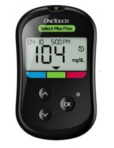 Glucometru OneTouch Select Plus Flex