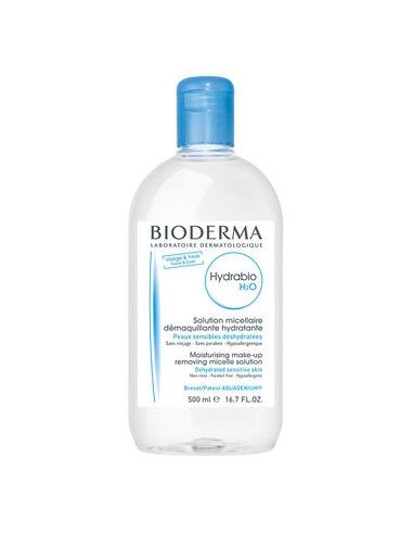 Bioderma Hydrabio H2O Sol.micelara ten sensibil 500 ml
