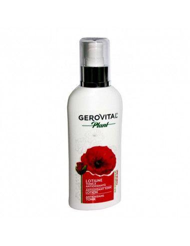Gerovital Plant Lotiune Tonica Antioxidanta x 150ml