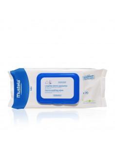 Mustela Servetele dermo-calmante 70 bucati