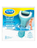 Pila electronica reincarcabila Scholl Velvet Smooth Wet & Dry