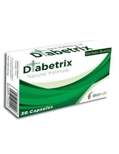 Diabetrix x 30 cps