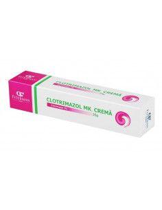 Clotrimazol 1% MK crema x 35g
