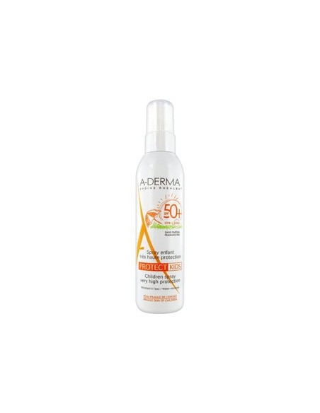 Ducray A-Derma Spray SPF 50 + Copii 200ml