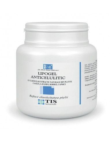 Q4U Lipogel anticelulitic x 500ml TIS
