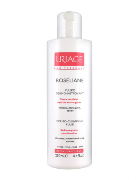 URIAGE Roseliane fluid demachiant x 250ml