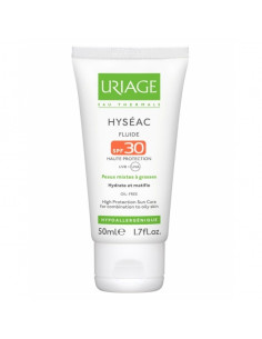 URIAGE Hyseac fluid solar SPF 30 x 50ml
