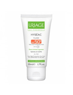 URIAGE Hyseac fluid solar SPF 50+ x 50ml