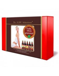 Kit 5 ZILE, -5% IN GREUTATE! Program Bio-Dietetic de Detoxifiere