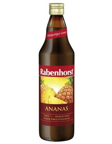 Suc de Ananas - RABENHORST x 750ml