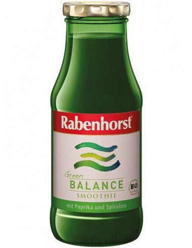 Smoothie BALANCE cu Paprika si Spirulina - RABENHORST x 240ml