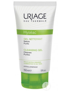 URIAGE Hyseac gel purifiant x 150ml
