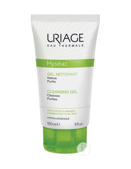 URIAGE Hyseac gel de curatare 150ml