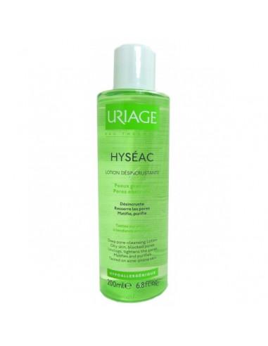 URIAGE Hyseac lotiune dezincrustata x 200ml