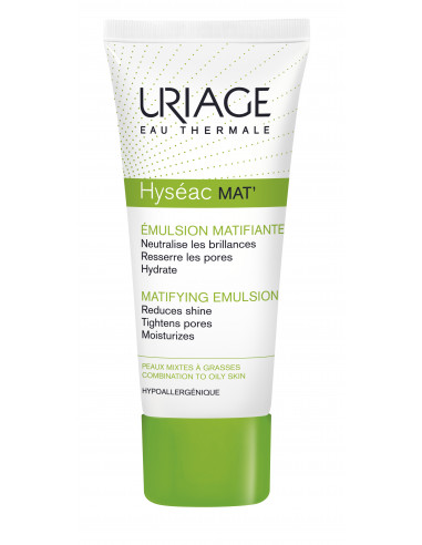 URIAGE Hyseac MAT x 40ml