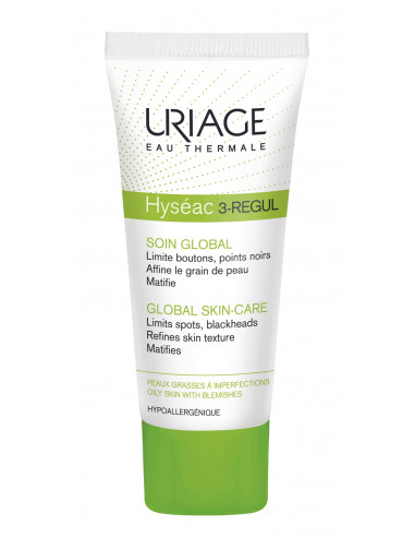 URIAGE Hyseac 3-Regul crema x 40ml