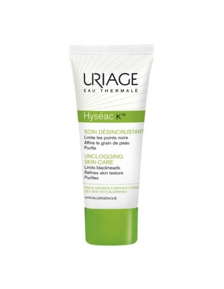 URIAGE Hyseac K18 crema x 40ml