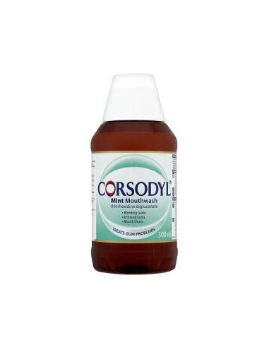 Corsodyl Mint Mouthwash