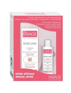 URIAGE Roseliane Kit îngrijire piele predispusă la roșeață