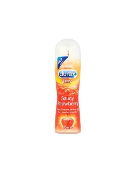 Durex Play Saucy Strawberry 50ml