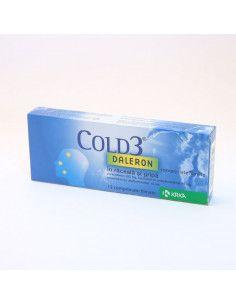 Daleron Cold3 comprimate filmate