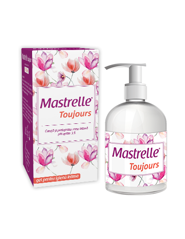 Mastrelle Toujours gel igiena intima x 250 ml