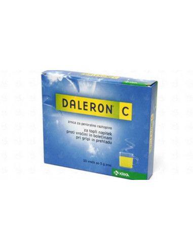 Daleron C plicuri