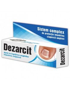Dezarcit gel x 7ml + 5 pile (Zdrovit)