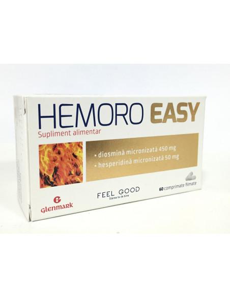 Hemoroeasy Glenmark Comprimate x 60