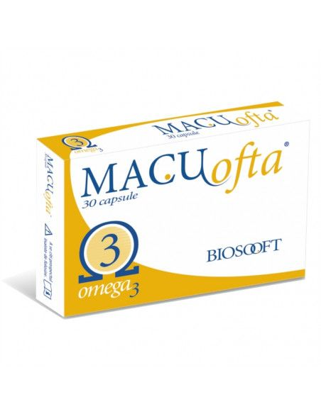 MACUofta x 30 capsule, Biosooft