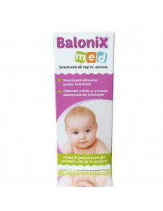Balonix Med emulsie simeticona 40mg/ml x 50ml