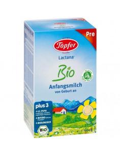 Topfer Lactana Lapte praf Bio PRE 600g
