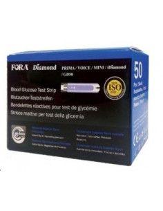 Teste de glicemie Fora Diamond x 50 buc