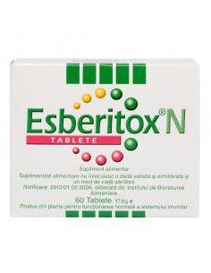 Esberitox N x 60 tablete