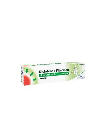 Diclofenac MK 10mg/g cremă 50g